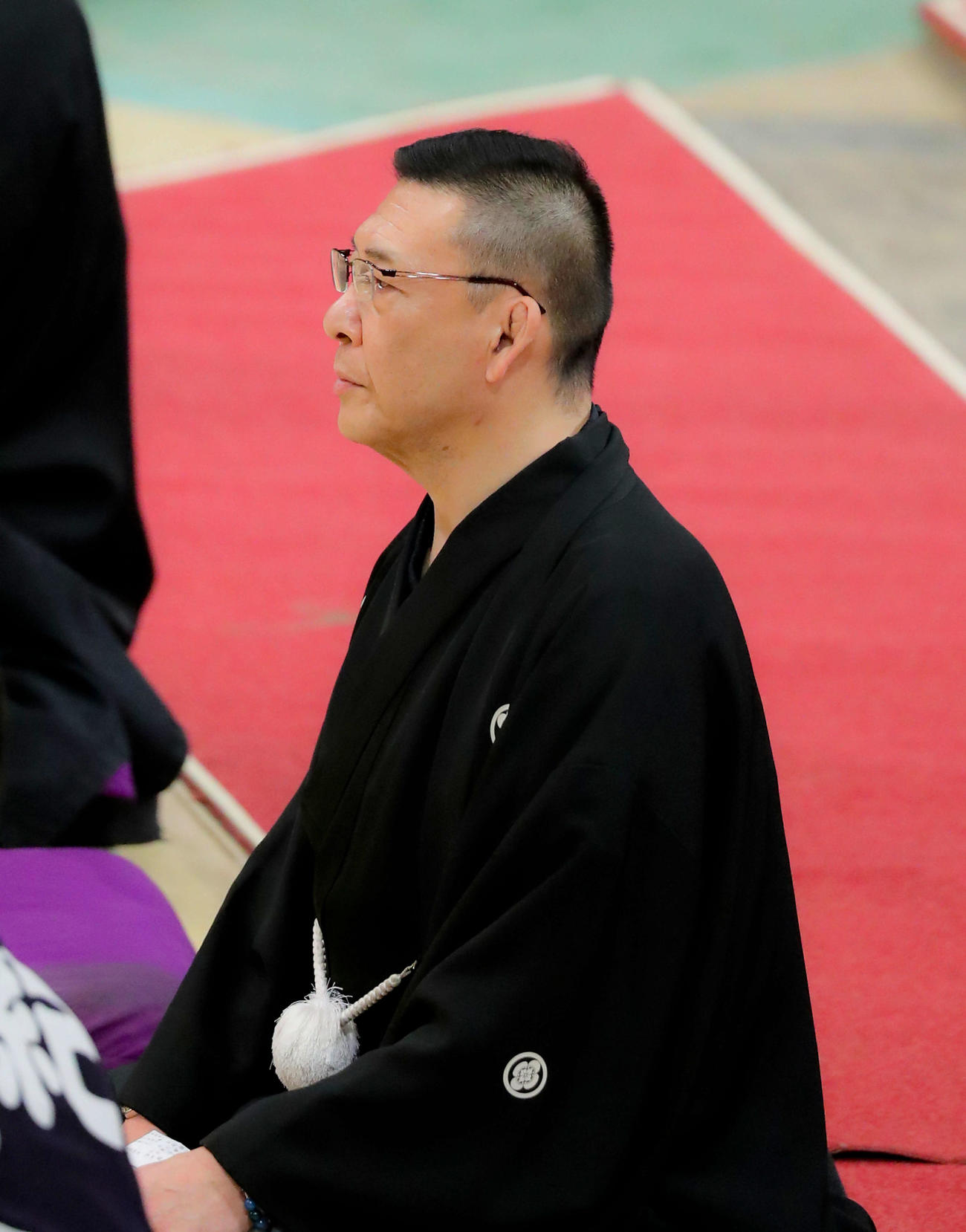 中川親方(2020年3月15日)