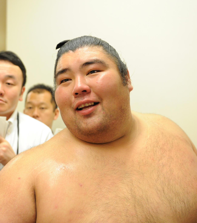 元幕下前田の前田勝さん(2010年5月20日)