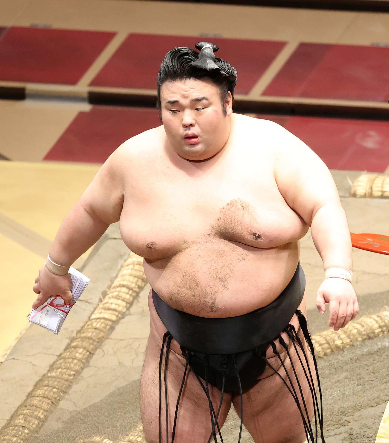 相撲 北 天佑