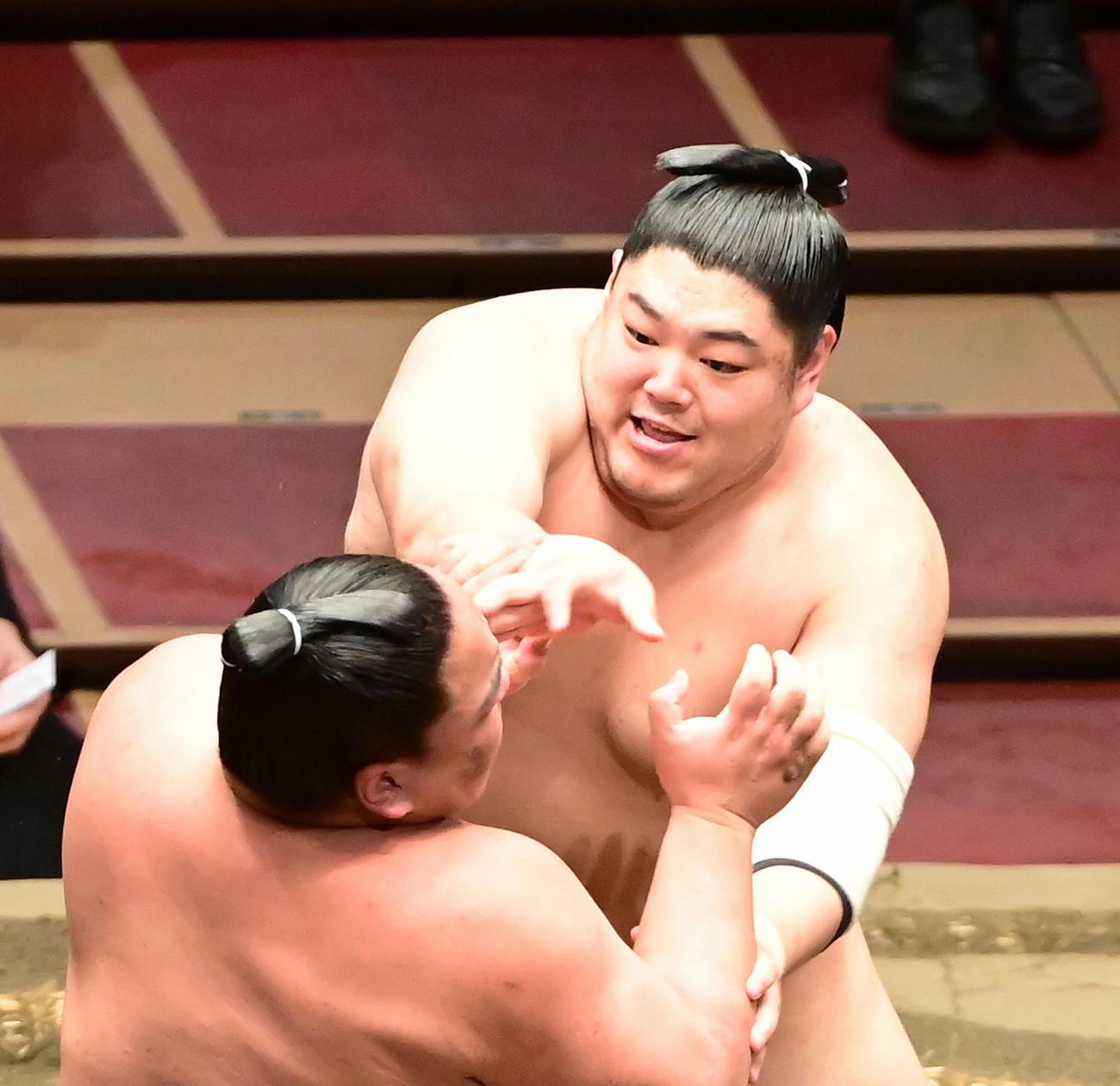 取組 大相撲 初 場所 取組