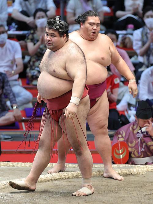 の 取り組み 明日 相撲 大相撲