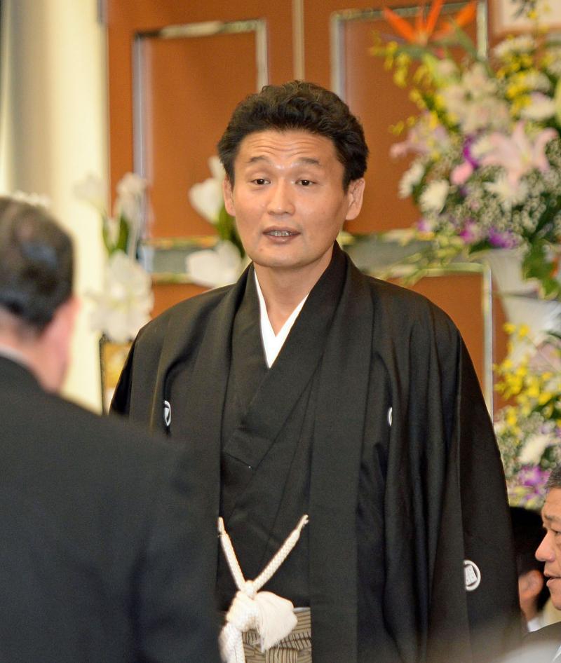 貴ノ浪さんに最後の別れ 貴親方「遺志引き継ぐ」 - 大相撲 : 日刊スポーツ