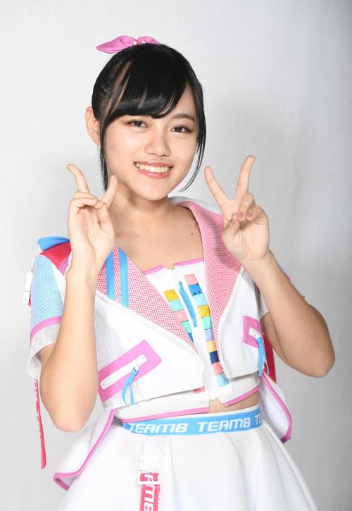 AKB春本ゆき/ダジャレが得意 - 第10回AKB48選抜総選挙 - 芸能 ...