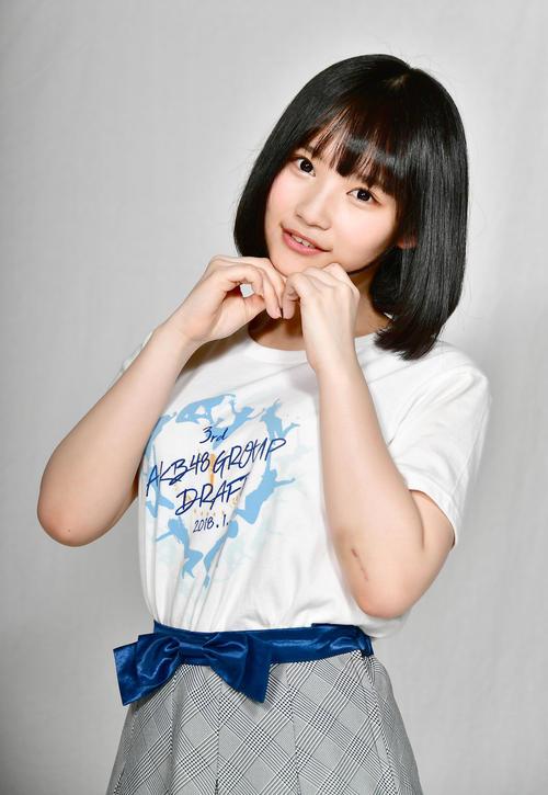 AKB矢作萌夏/皆さんをドキドキさせちゃいます , 第10回AKB48