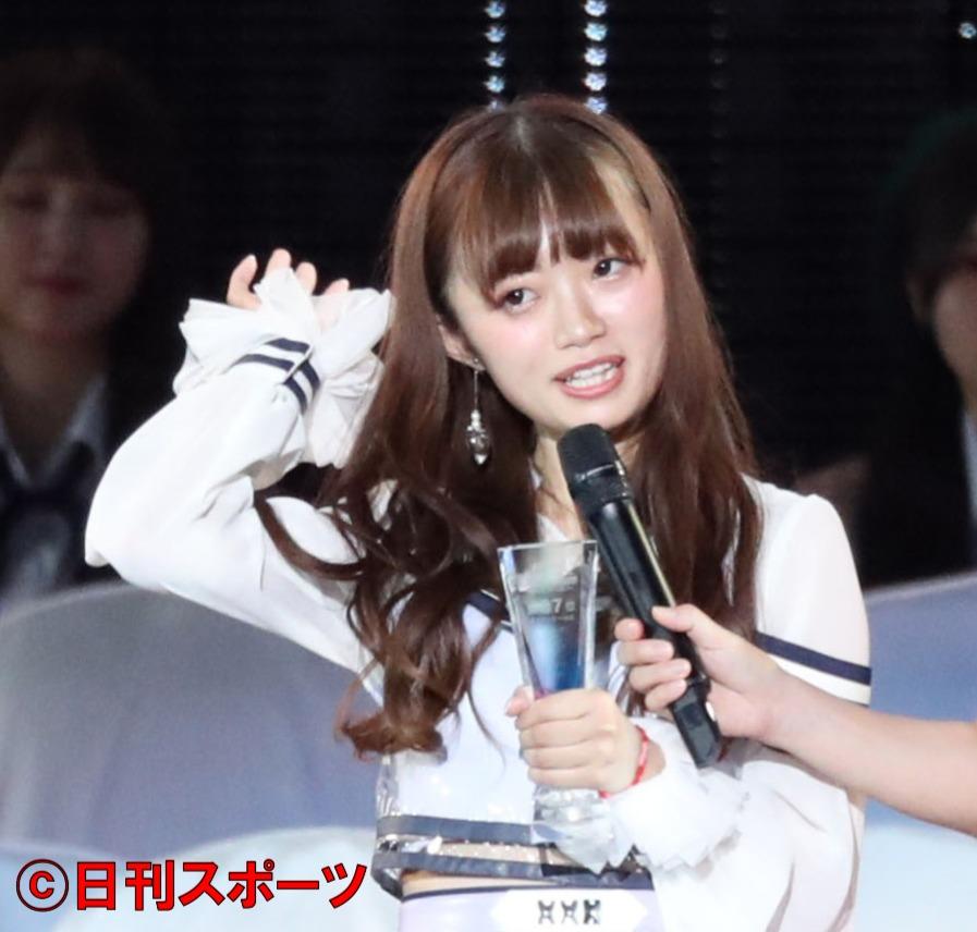 NGT中井りか、みるきー「待ってましたあああ」 - AKB48 : 日刊スポーツ