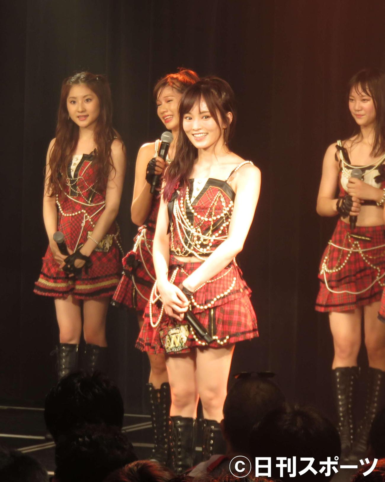 山本彩、生誕祭でファンに感謝「私は生涯現役」 - AKB48 : 日刊スポーツ