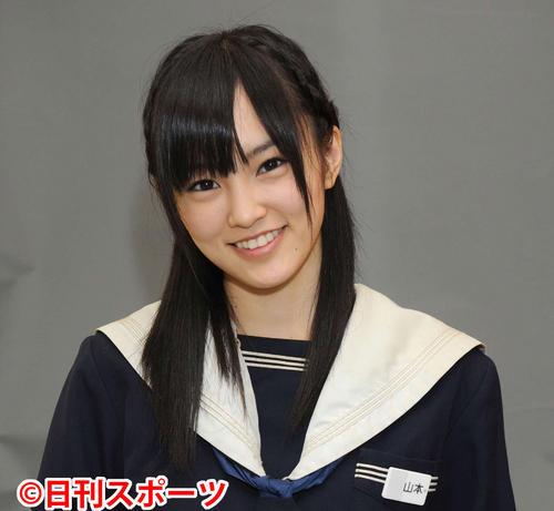 第3回選抜総選挙に立候補(2011年4月9日撮影)
