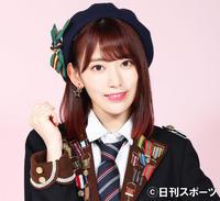 宮脇咲良の2年半「世界に見ていただくチャンス」 - AKB48 : 日刊スポーツ