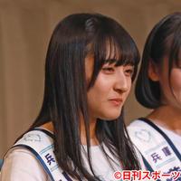 NMB48研究生の山崎亜美瑠(2018年1月21日撮影)