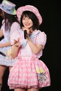 SKE小畑優奈「たくさんの愛を」笑顔の卒業公演 - AKB48 : 日刊スポーツ