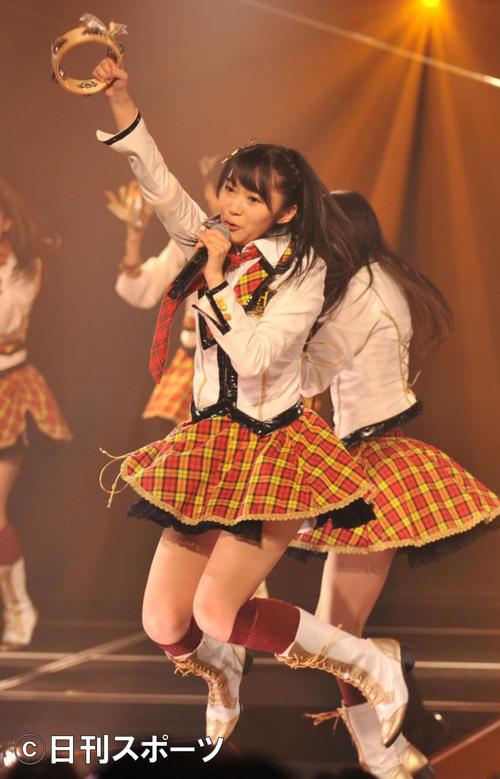 2012年7月5日、HKT48でデビュー