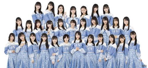 3枚目のシングル発売が決まったSTU48(C)STU
