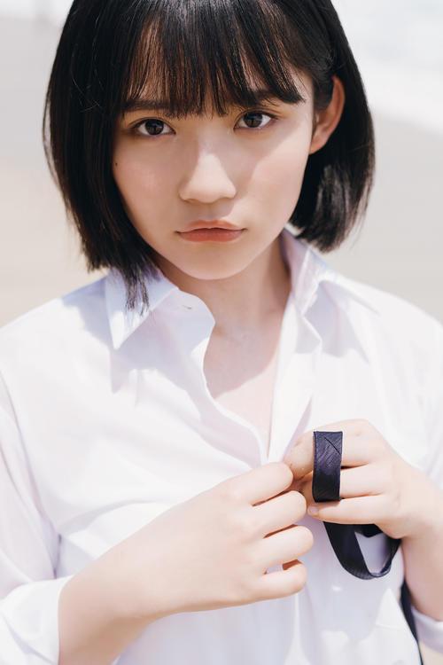 AKB48の新シングル「サステナブル」のセンターに抜てきされた矢作萌夏