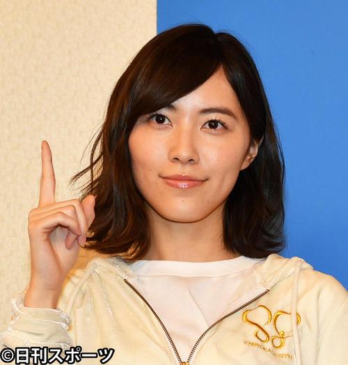 SKE48松井珠理奈(18年1月26日撮影)