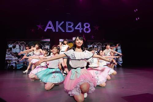 AKB48全国ツアー神奈川公演を行ったチーム4(C)AKS
