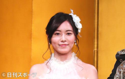 松井珠理奈(2019年1月17日撮影)