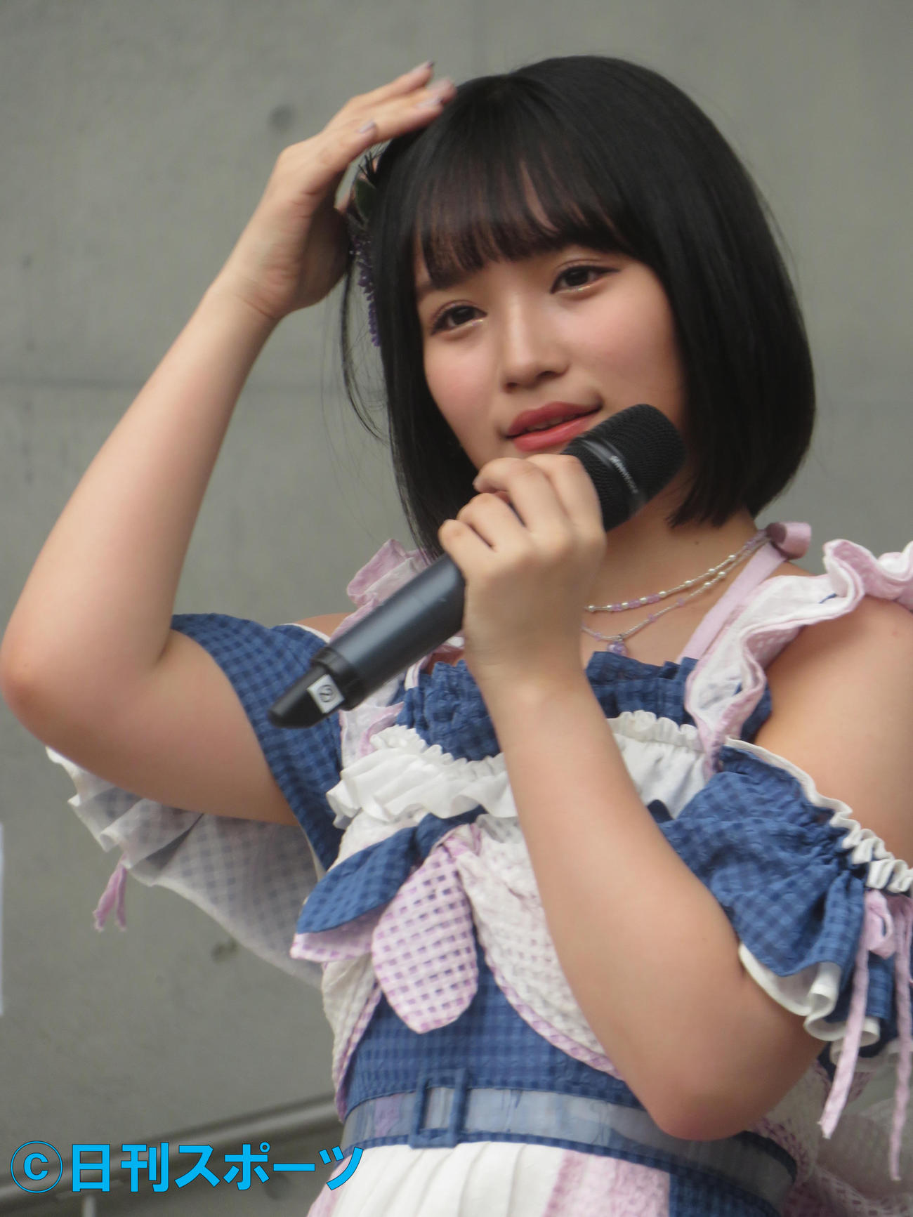 AKB48矢作萌夏が卒業「ミラモン」で涙の発表 , AKB48