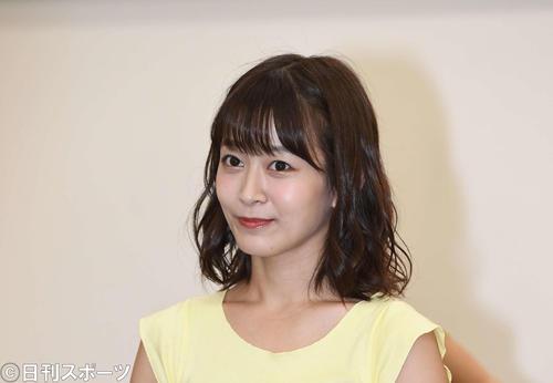 AKB48チーム8の太田奈緒(2019年9月29日撮影)