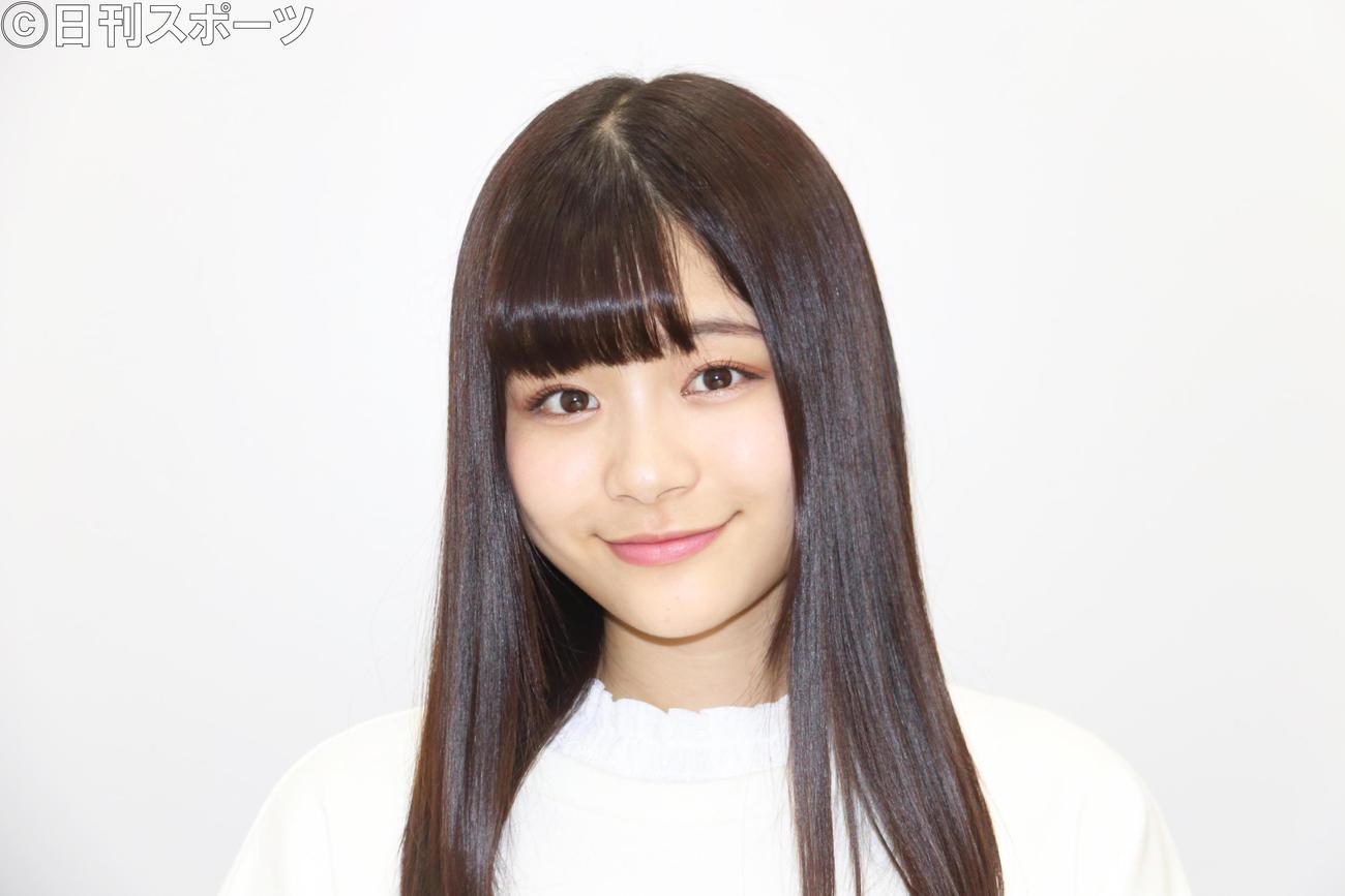 NGT48清司麗菜(2018年10月11日撮影)