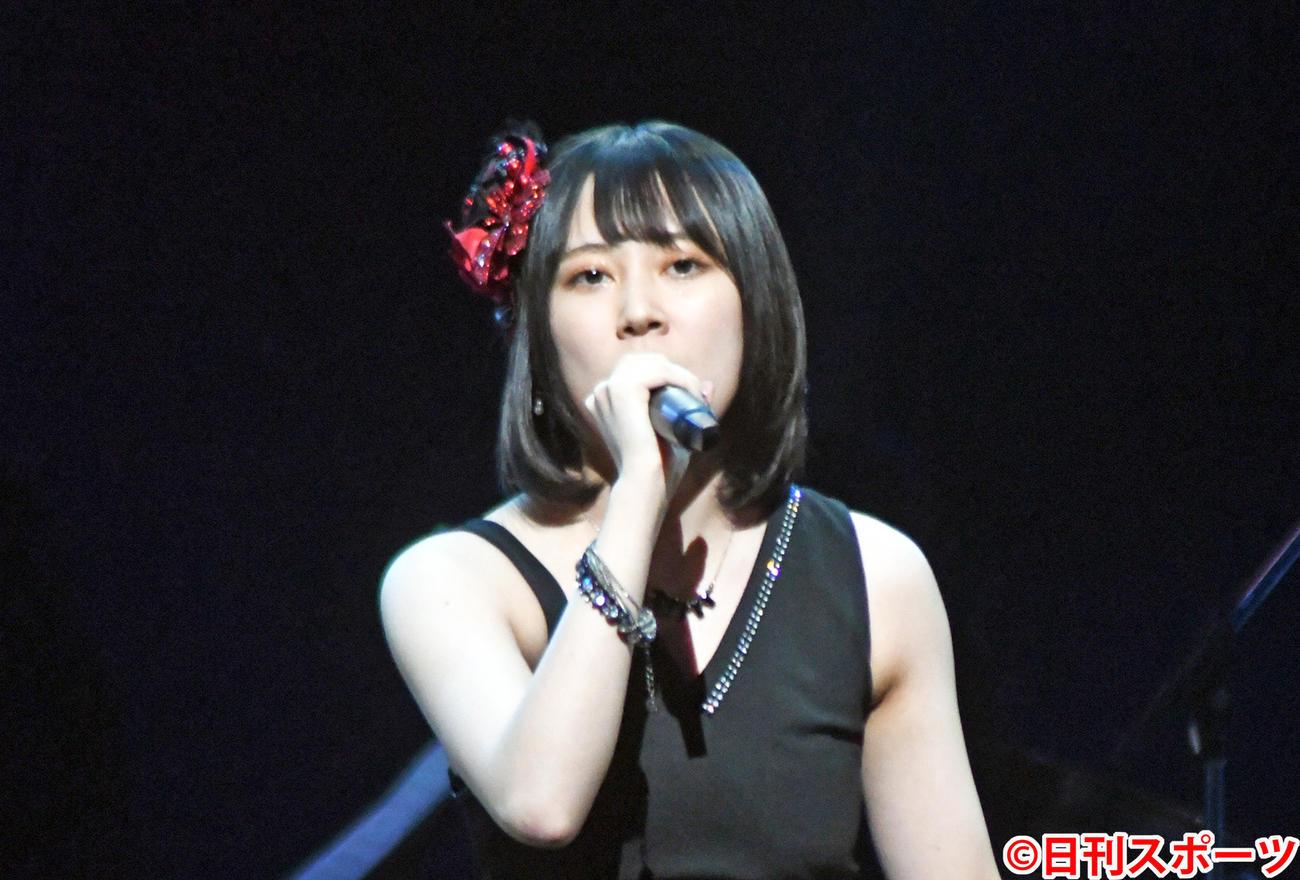 SKE48白井友紀乃(2019年10月31日撮影)