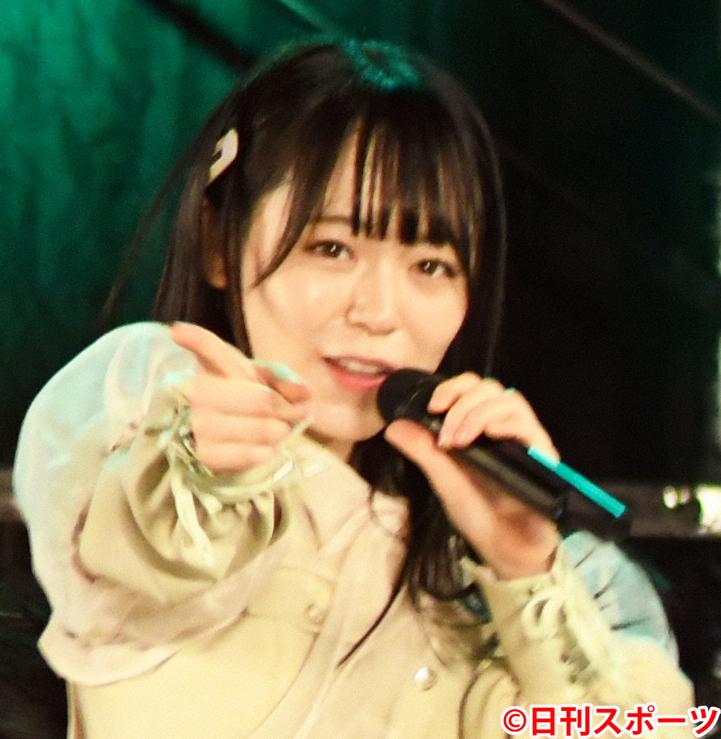 西川怜(2020年10月18日撮影)