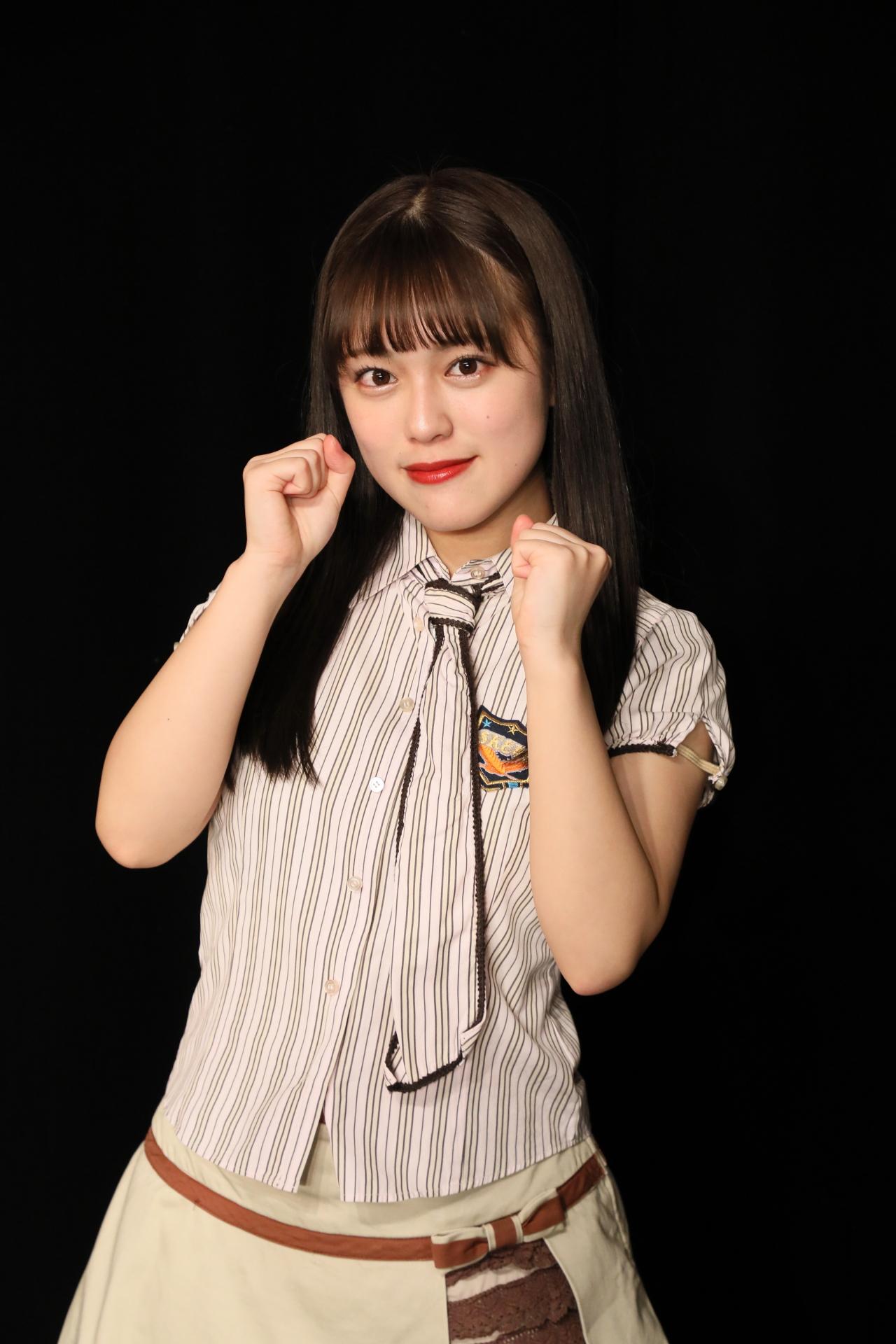 劇場公演でグループを卒業し運営会社社員になることを発表したSKE48竹内彩姫(C)2021 Zest,Inc.