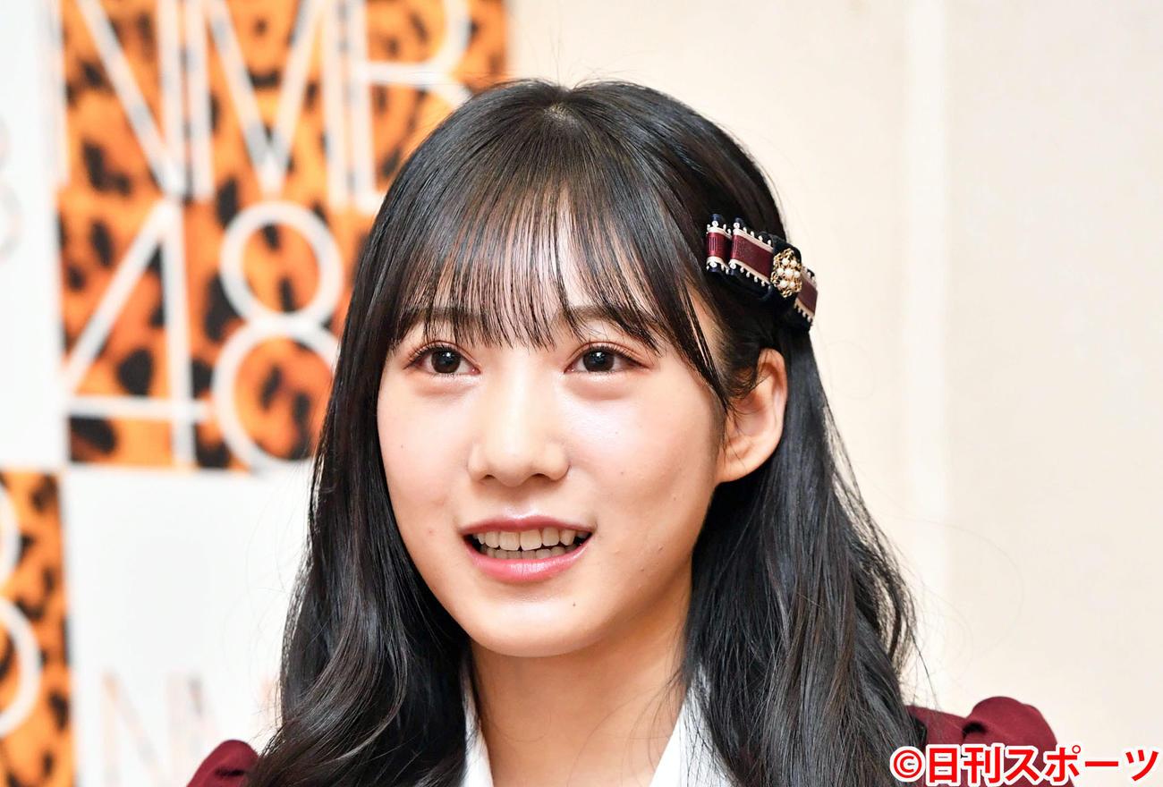 横野すみれ(2020年12月15日撮影)