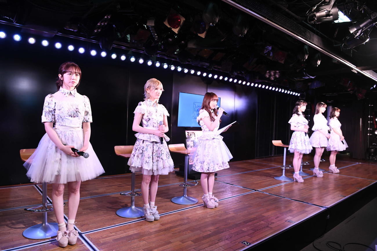 「東日本大震災復興支援配信~誰かのためにプロジェクト2021~」(C)AKB48