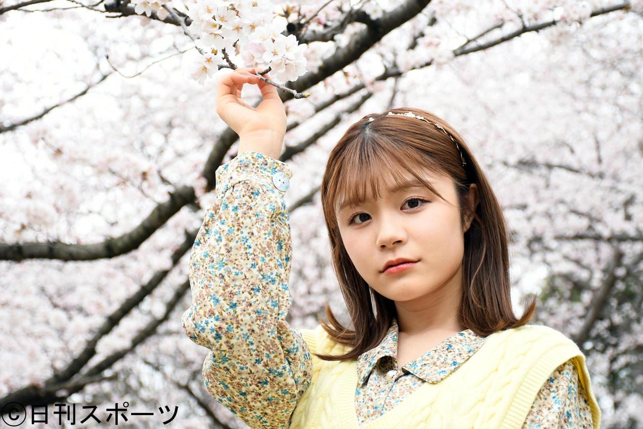 20歳を迎えて決意を語ったNGT48清司麗菜(撮影・大友陽平)