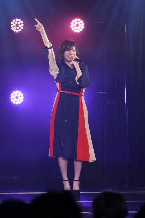卒業公演で「タイムマシンなんていらない」を披露する松井珠理奈(c)2021 Zest,Inc.