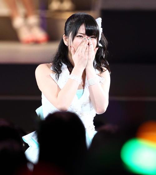 第4回AKB48選抜総選挙開票イベント 15位山由依(2012年6月6日撮影)