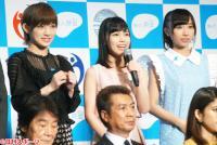 STU岡田奈々ら肝炎啓蒙活動「関心の高さ感じた」 - AKB48 : 日刊スポーツ