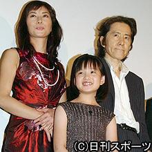 田村正和14年ぶり舞台あいさつに...