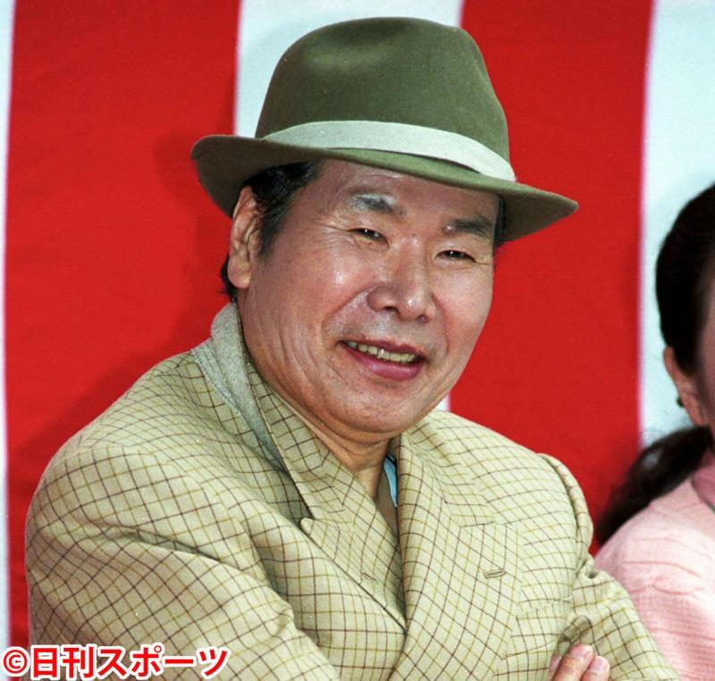渥美清さん死去から20年…画面外...