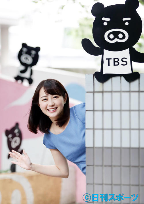 Tbs 若林 アナ