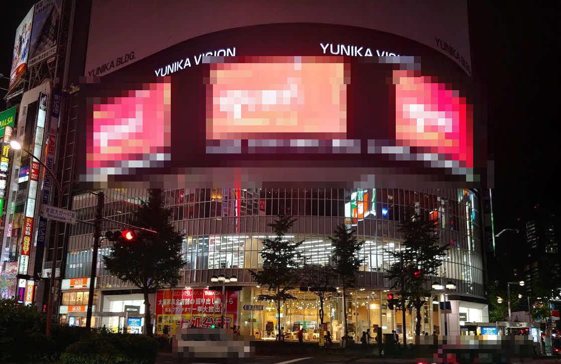 今月4日に閉店したヤマダ電機「LABI新宿東口館」が入っていた大型ビル。同店5階自転車売り場で電動自転車を買い換えようと思っていたのだがかなわぬことに。よってヨドバシカメラ新宿西口本店かビックカメラ新宿西口店が有力購入先候補として急浮上