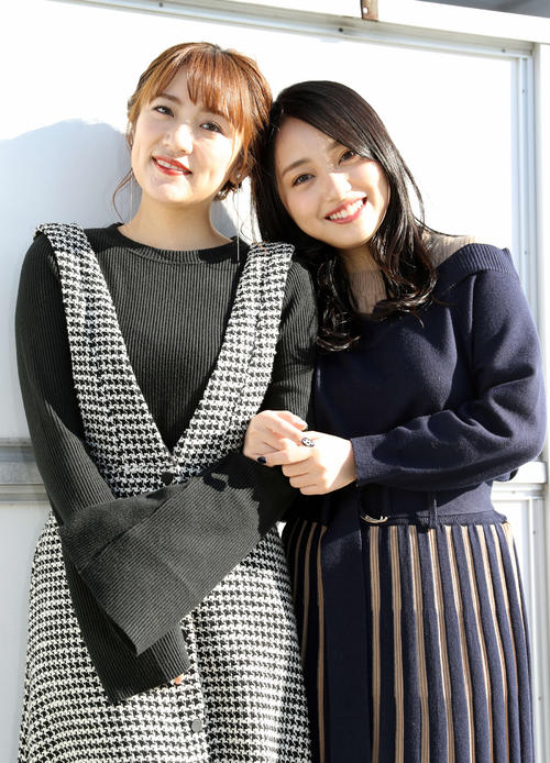 Photo of 向井地美音が高橋みなみと直撃対談「未来へ」/後編