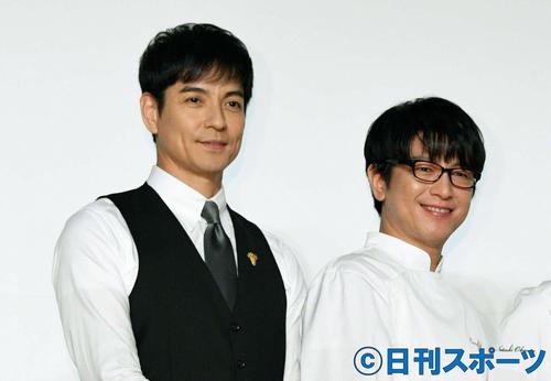 TBS日曜劇場「グランメゾン東京」
