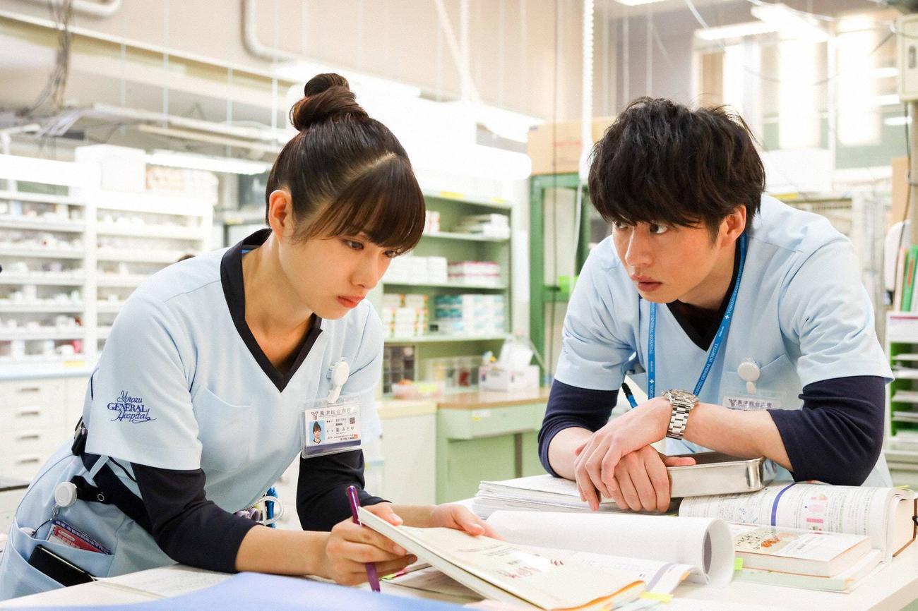 ドラマ 病院 薬剤師