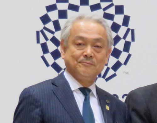治夫 会長 尾崎