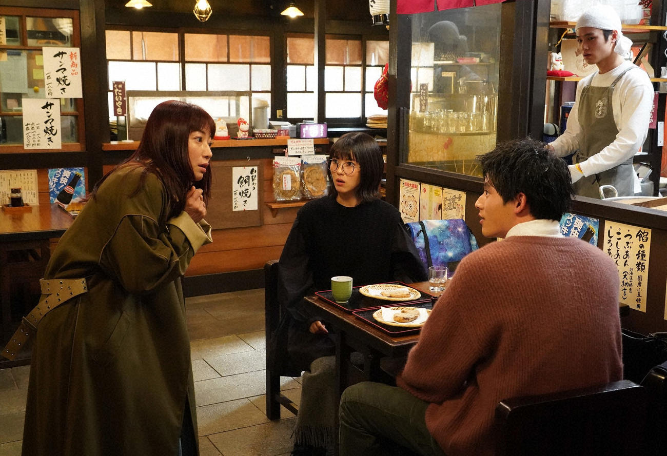 水曜ドラマ「ウチの娘は、彼氏が出来ない!!」(C)NTV