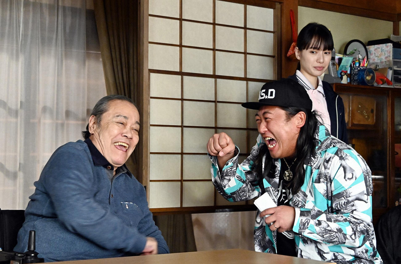 金曜ドラマ「俺の家の話」(C)TBS