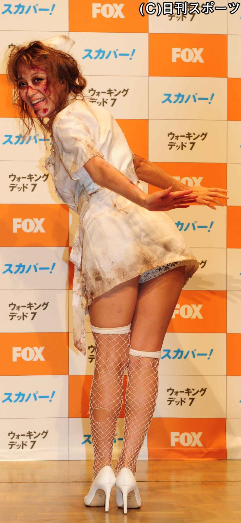 コスプレ衣装の鈴木奈々さん