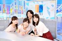 角谷アナが秋元アナ後任 経済番組初レギュラー - 女子アナ : 日刊スポーツ