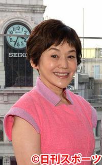 大竹しのぶ(2017年6月15日)
