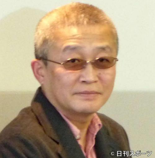 勝谷誠彦さん(2011年12月6日撮影)