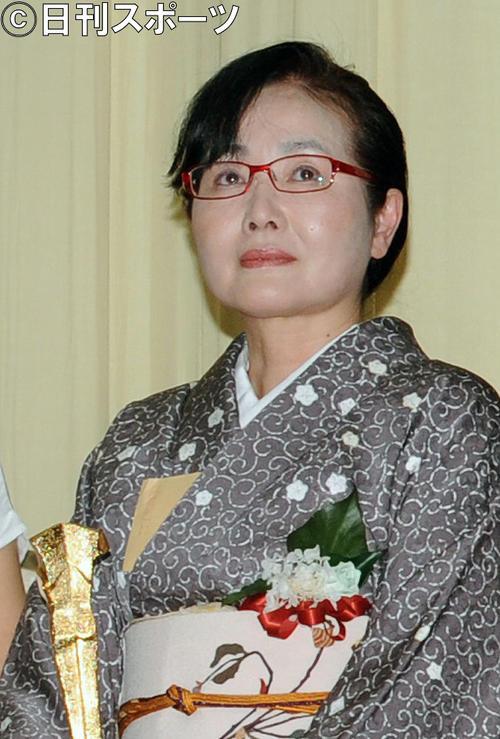 角替和枝さん(2011年2月20日撮影)