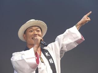 昨年12月28日、公演に出演した「ET-KING」のいときんさん