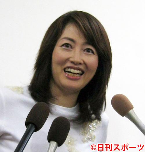 有賀さつきさん(2006年6月15日撮影)