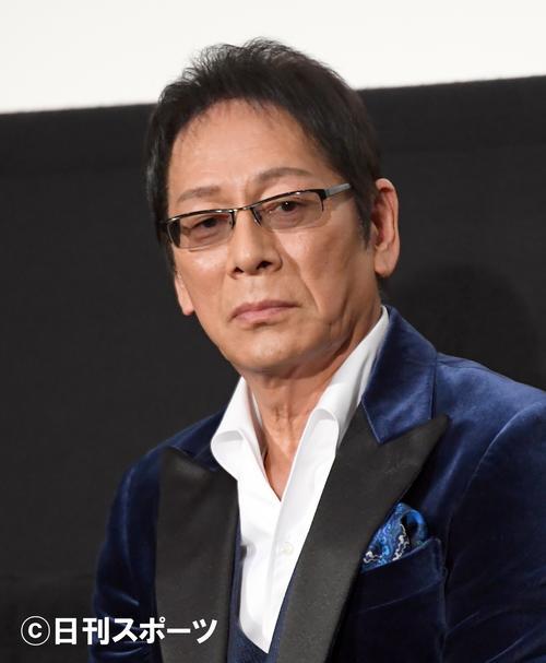 大杉漣さん(17年10月7日撮影)